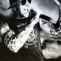 "Avenged Sevenfold ""M.shadows"" Poster - Rare New - Image Print Photo"