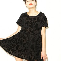 Lazy Oaf | Oh My Goth Dress