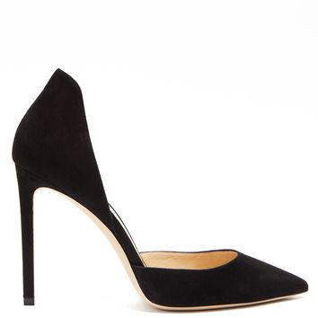 Liz 100 suede pumps | Jimmy Choo | MATCHESFASHION.COM US