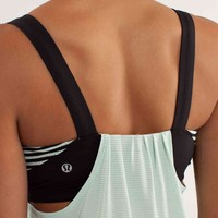 run: back on track tank | lululemon athletica