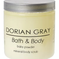 Baby Powder Mineral Body Scrub