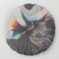 Get Lost Floor Pillow by duckyb