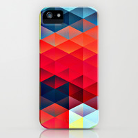 Randomik XXIV iPhone & iPod Case by Rain Carnival