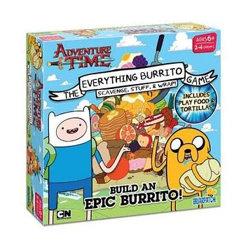 Adventure Time Everything Burrito
