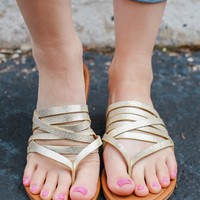 Dream Girl Sandals
