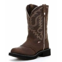 Justin Women's L9909 Gypsy Cowgirl Boots -Brown