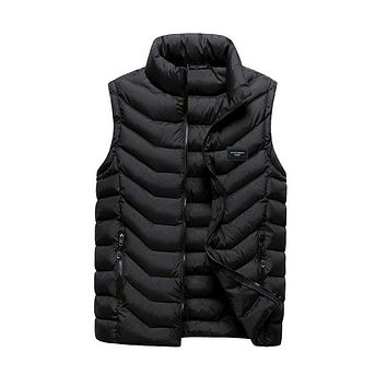 Boys & Men Dolce & Gabbana Fashion Down Vest Cardigan Jacket Coat