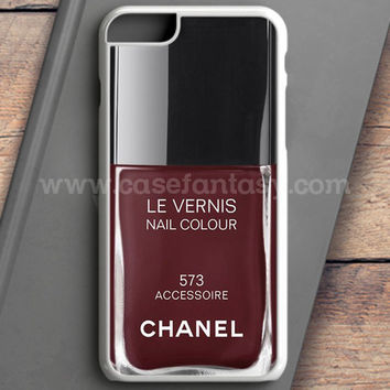 Chanel Nail Polish Accesorie iPhone 6 Plus Case | casefantasy