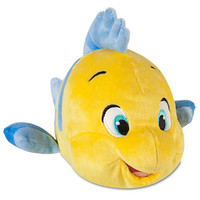 Disney The Little Mermaid: Flounder Plush -- 10'' L | Disney Store