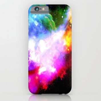 crazy space iPhone & iPod Case by Haroulita