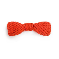 Waggo - Waggo | Modern Dog Toy | Bow Wow Bow Tie Rope Toy