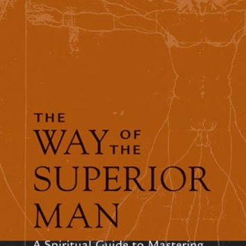 The Way Of The Superior Man: A Spiritual Guide to Mastering the Challenges of Woman, Work, and Sexual Desire