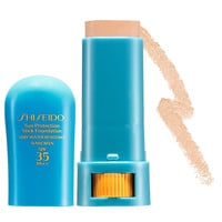 Sephora: Shiseido : Sun Protection Stick Foundation SPF 35 PA++ : foundation-face-makeup