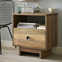 Emmerson™ Reclaimed Wood Nightstand - Natural