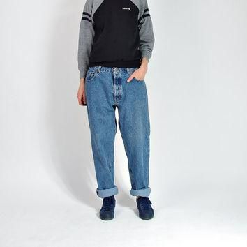 CRAZY SALE - Vintage Timberland Jeans / Made in USA / Hip Hop Baggy Rap Style American