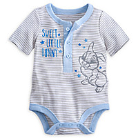 Thumper Henley Disney Cuddly Bodysuit for Baby