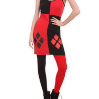 DC Comics Harley Quinn Costume Dress | Hot Topic