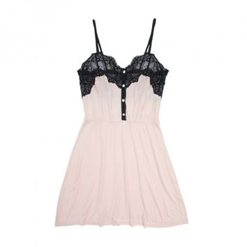Buy Eberjey luxury lingerie - Eberjey Esther Chemise  | Journelle Fine Lingerie