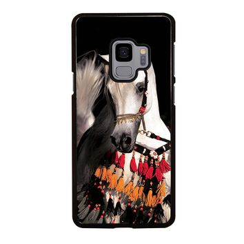 ARABIAN HORSE ART Samsung Galaxy S3 S4 S5 S6 S7 S8 S9 Edge Plus Note 3 4 5 8 Case