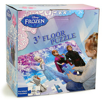Disney Frozen - Three Foot Floor Puzzle