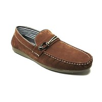 Mens Casual Driving Moccasins Shoes