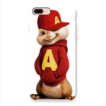 Alvin And The Chipmunks The Road Chip Movies Hat iPhone 8 | iPhone 8 Plus Case