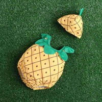 Fruit Shape Baby Swimsuit With Cap