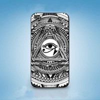 Egyptian Triangle customized for iphone 4/4s/5/5s/5c ,samsung galaxy s3/s4/s5 and ipod 4/5 cases