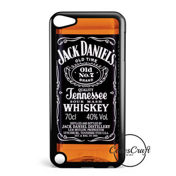 Jack Daniels Black Label iPod Touch 5 Case