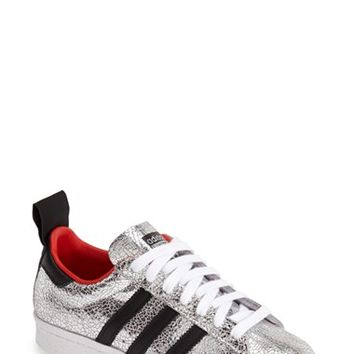 Women's Topshop for adidas Originals '80s Premium Superstar' Sneaker