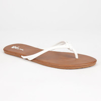 Volcom Forever 2 Sandals White  In Sizes