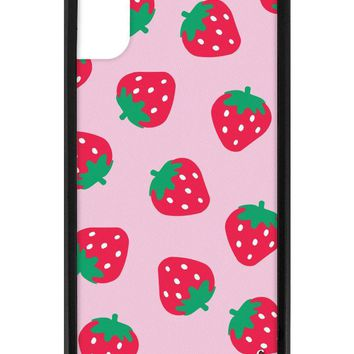 Strawberry iPhone X/Xs Case