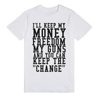 MONEY FREEDOM GUNS REPUBLICAN