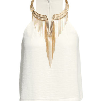 Necklace Top - from H&M