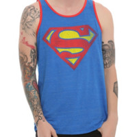 DC Comics Superman Tank Top