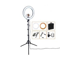 240 LED Light Ring for Amazing Photos and Videos