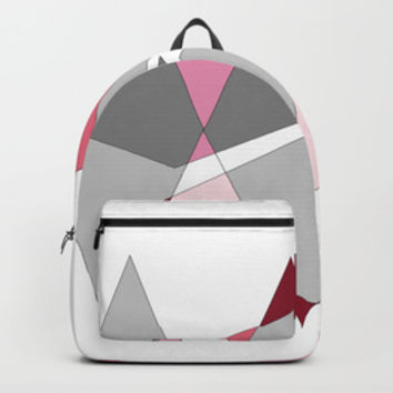 Backpacks Collection By Sandrapageone | Society6
