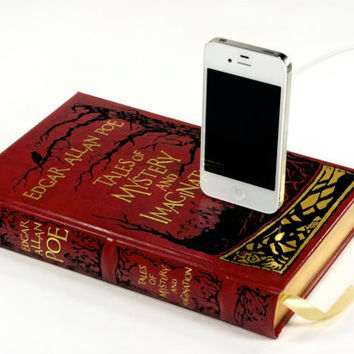Tales of Mystery and Imagination Book Charger for by CANTERWICK