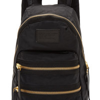 Marc By Marc Jacobs Black Domo Arigato Packrat Mini Backpack