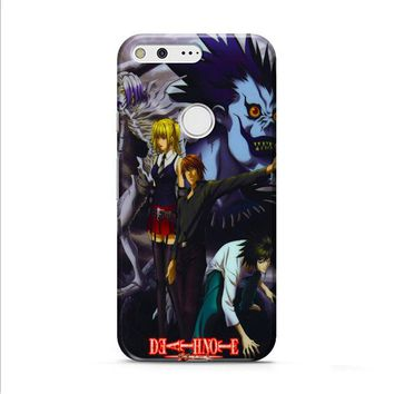 Death Note Anime Cover Google Pixel XL 2 case