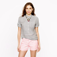 Tiki short - shorts - Women's new arrivals - J.Crew
