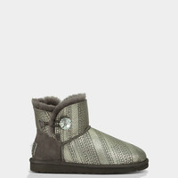 UGG® Mini Bailey Button Bling | Free Shipping at UGGAustralia.com