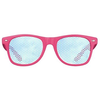 Sky Retro Sunglasses