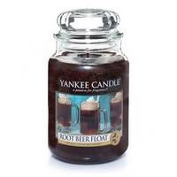 Root Beer Float : Large Jar Candle : Yankee Candle