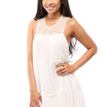 In the Midst of it All Baby Doll Dress