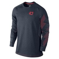 The KD Three Five Perforated Thermal Men's Basketball Shirt.