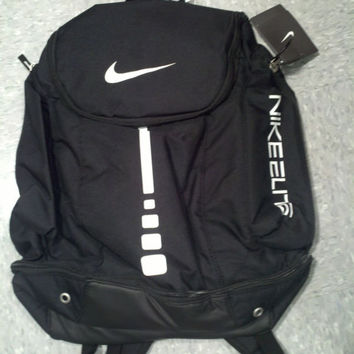*Elite Ball Carry Backpack Black Basketball Bag Hoops Bolsa Jordan Kobe Nike Air