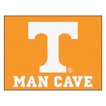 Tennessee Volunteers NCAA Man Cave All-Star Floor Mat (34in x 45in)
