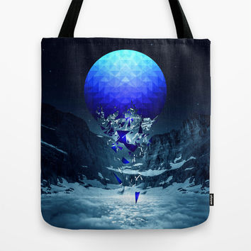 Fall To Pieces II Tote Bag by Soaring Anchor Designs | Society6