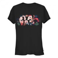 Star Wars Floral T Shirt (Women's)